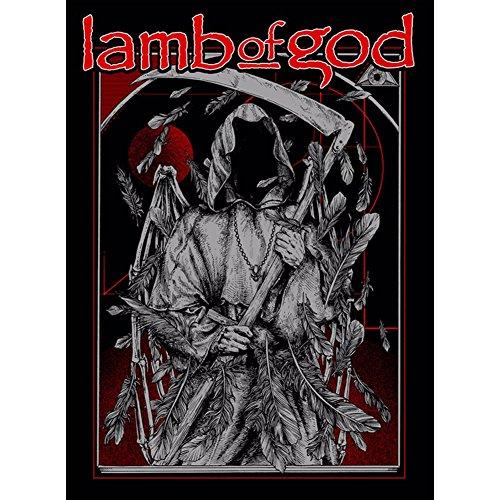 Lamb Of God Limited Screenprint