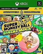 Super Monkey Ball Banana Mania: Anniversary Edition(輸入版:北米)- Xbox Series X