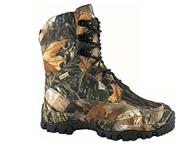 the latest 8494a 5e4bc Amazon.com   Smoky Mountain Boots Mens Hunting True Timber Camo Cordura  400G Insulated   Hunting