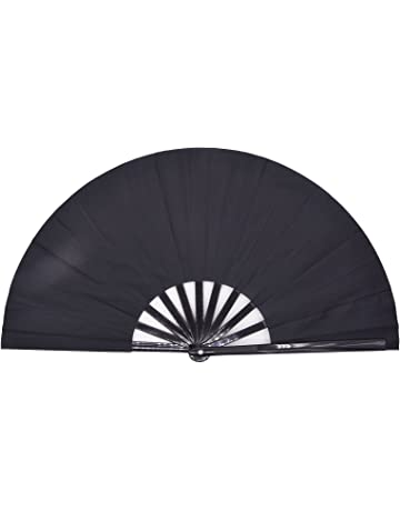 a15ffcab4a37 Amajiji Large Folding Fan