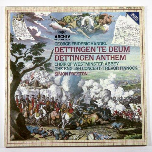 Dettingen Te Deum/Dettingen Anthem