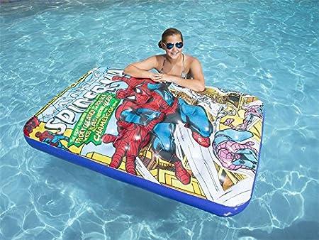 Spider-Man SwimWays Marvel Comic Book Float