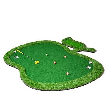 Iaizi Tapis De Golf Pratique Tapis De Golf En Gazon Tapis De
