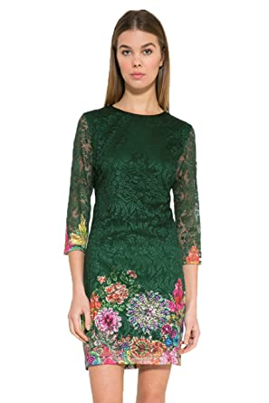 Womens Vest_Chipi Dress Desigual 1QkTXU3pVB