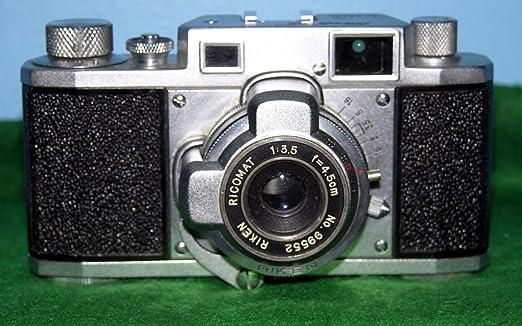 Ricoh entfernungsmesser kamera mit riken ricomat amazon