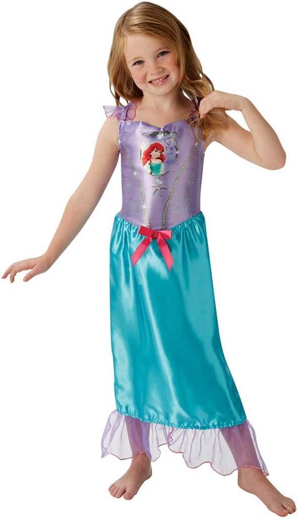 Ariel - Disfraz Ariel Fairytale Classic, Talla M (5 a 7 años ...