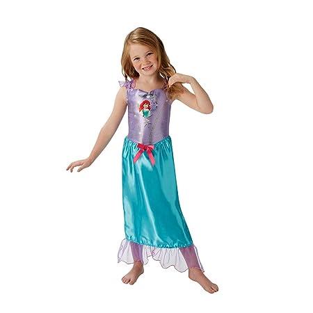 Ariel - Disfraz Ariel Fairytale Classic, Talla M (5 a 7 años)