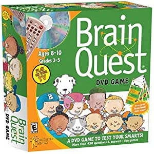 Brain Quest DVD Game by Brighter Minds