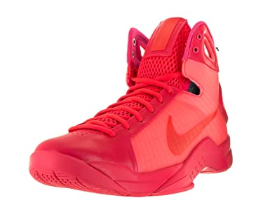 6afe633db06f Image Unavailable. Image not available for. Color  NIKE Hyperdunk 08 Retro  Men Basketball Lifestyle Sneakers 2016 New Solar Red ...