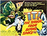 It! The Terror From Beyond Space - 1958 - Movie Poster