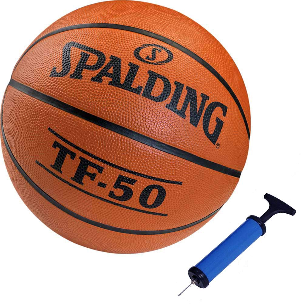 Spalding - Balón de Baloncesto para niños (Talla 5, Incluye Bomba ...