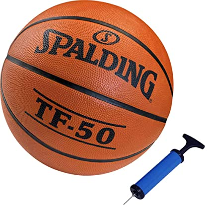 Spalding Baloncesto tamaño 6 Incluye Balón Bomba: Amazon.es ...