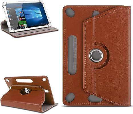 NAUC - Funda Universal para Tablet de 10 a 10,1 Pulgadas, función Atril, Gira 360 cm, Gran cantidad de diseños, Funda Universal para Tableta: Amazon.es: Electrónica