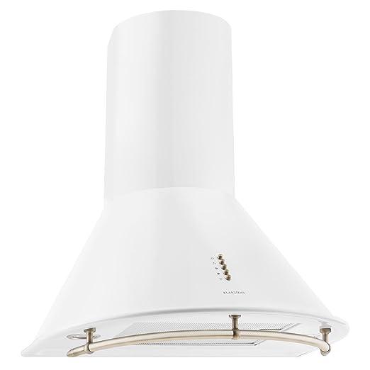 Klarstein Lumio Primo Cappa Aspirante da cucina in acciaio inox (60 cm,  potenza di aspirazione pari a 430 m³/h, 3 livelli di potenza, illuminazione  ...