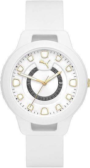 best website b5a20 f91fd Amazon | [プーマ] 腕時計 RESET P1011 レディース 正規輸入品 ...
