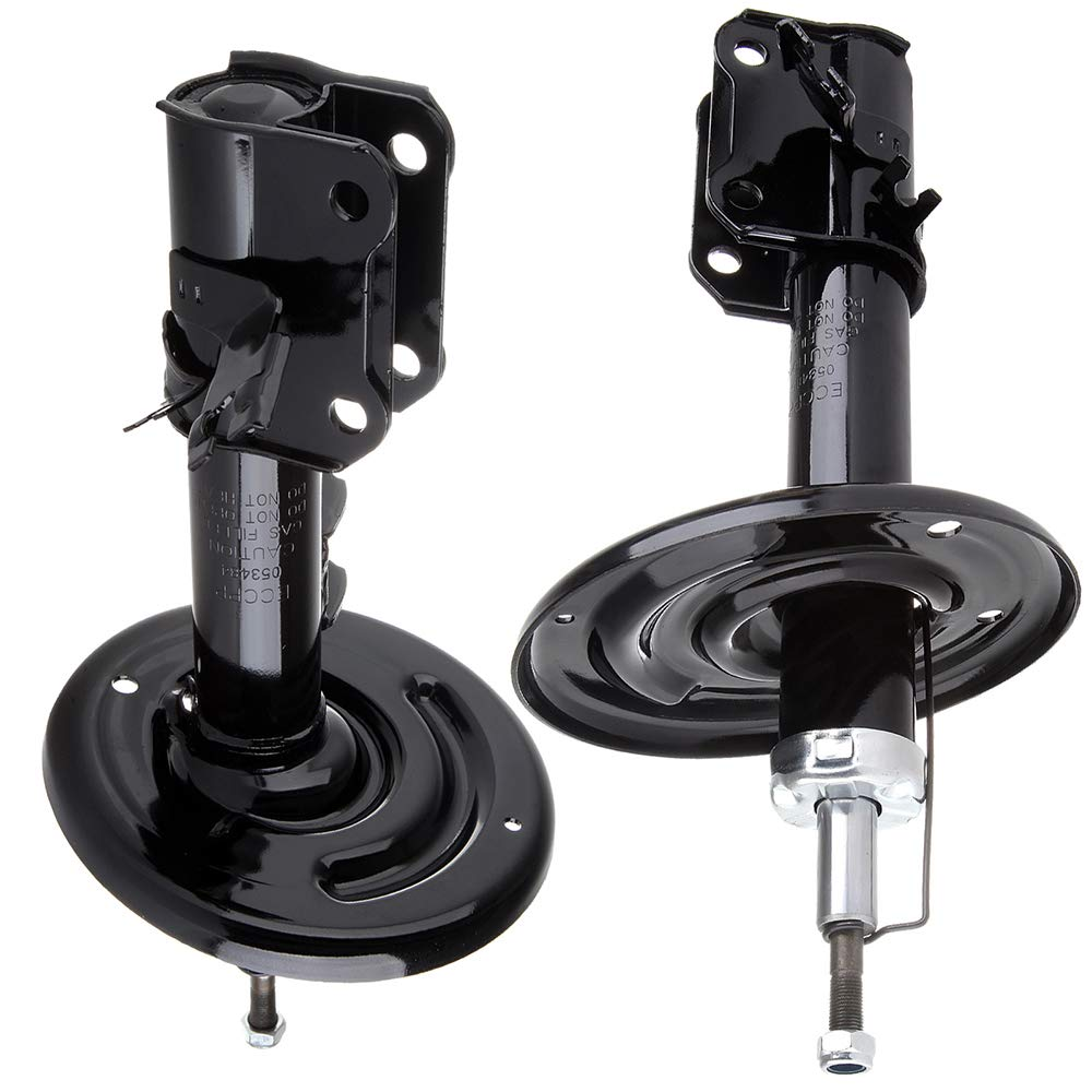 ECCPP Complete Struts Spring Assembly Front Struts Shock Absorber Fit for 2008-2012 for Nissan Rogue Set of 2