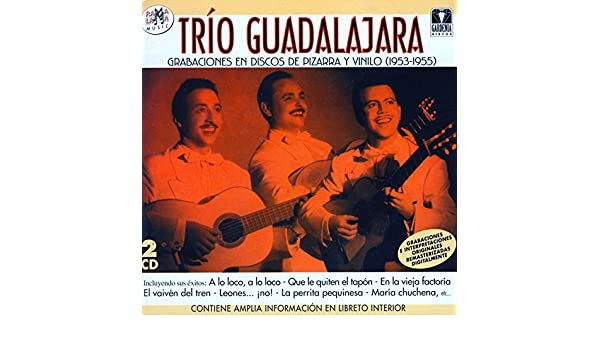 Que le quiten el tapón! (remastered) by Trío Guadalajara on ...