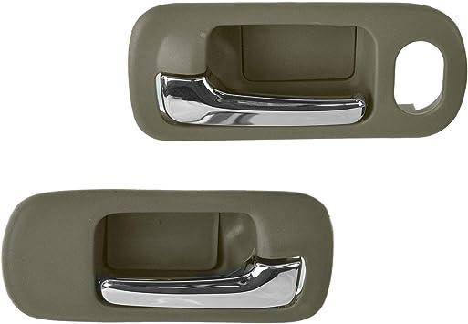 Door Handle New Front or Rear Driver//Passenger Driver Passenger Side RH LH Sedan