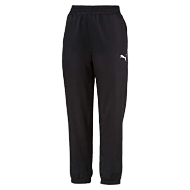 f0b1317ac2806 Puma Women's Active Woven Pants: Amazon.co.uk: Clothing