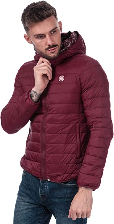 Pretty Green Barker Quilted Jacket in