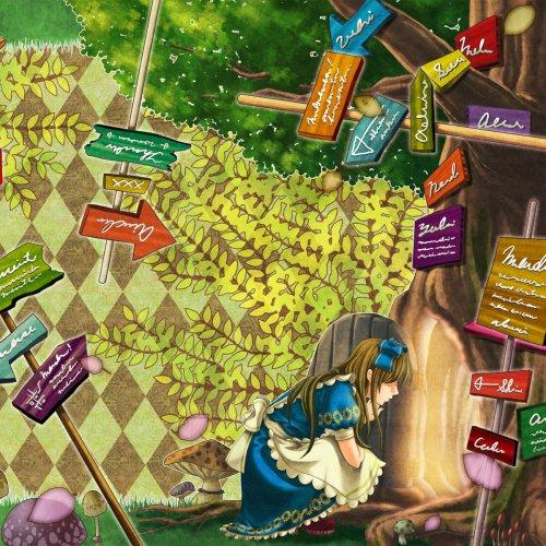 Alice in deep forest ~深い森の国のアリス~ B0017P1QVY Parent