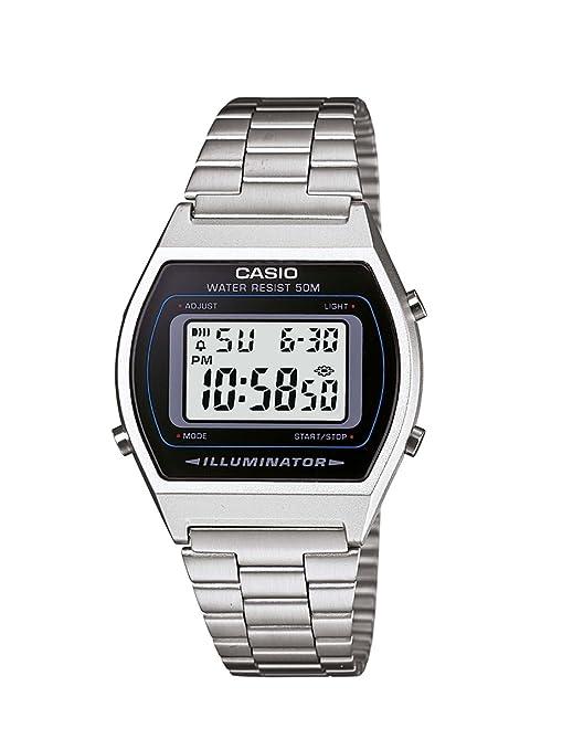 193 opinioni per Casio Collection – Orologio Unisex Digitale con Bracciale in Acciaio Inox –