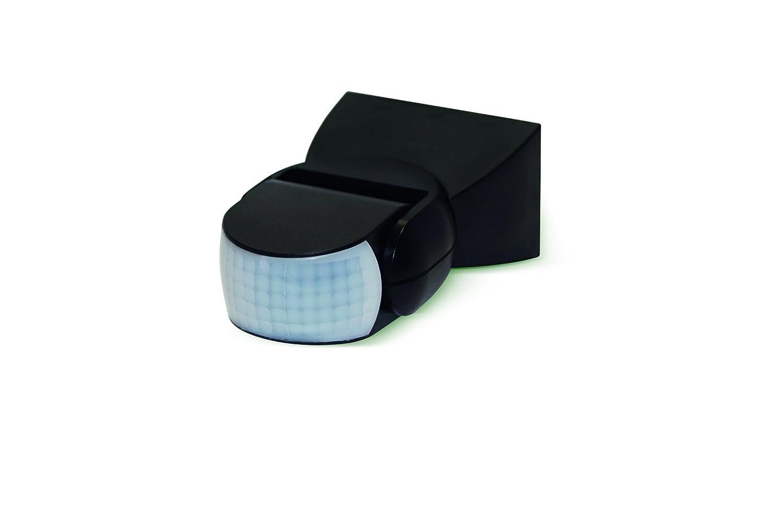 Luceco LED Tilt and Swivel PIR Motion Sensor Wall Mounted Lighting 21 x 7.5 x 5.5 cm 180 Degree Angle White