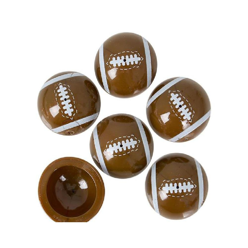 1.75''Football Poppers by Bargain World