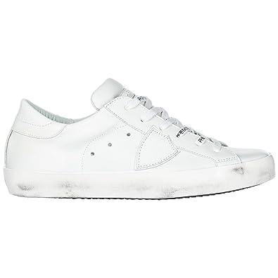 ac936900d1b8f Philippe Model Women Paris Sneakers Blanc Blanc 5.5 US
