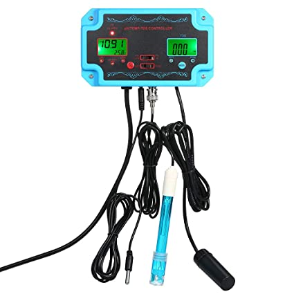 KKmoon Professional 3 en 1 pH/TDS/TEMP Detector de la calidad del agua