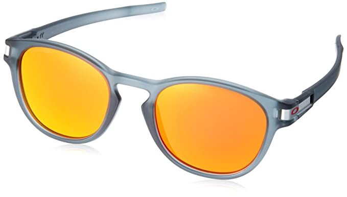 a088c9410e Amazon.com  Oakley Men s Latch Asian Fit Sunglasses