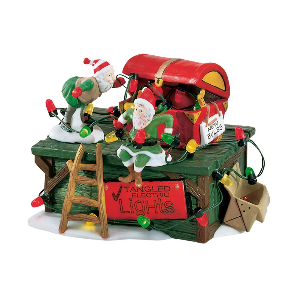 amazoncom department 56 untangle the christmas lights home kitchen