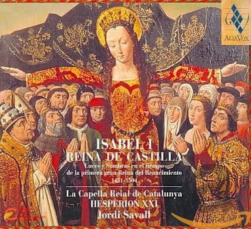 Isabel I Reina de Castilla: Jordi Savall, Isabel La Catolica: Amazon.es: Música