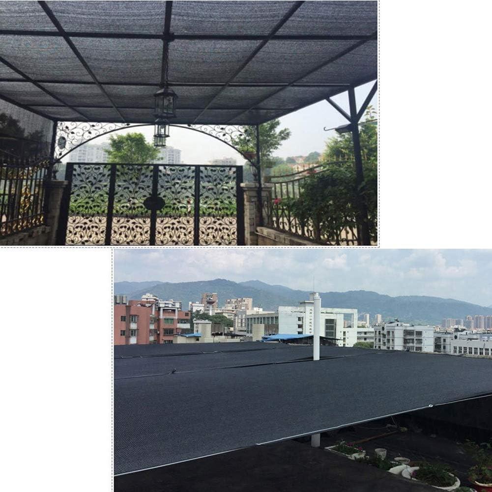 QIANGDA Toldo De Sombra Sombra Sol Bordes Reforzados Ligero for Piscina Pérgola Techo - Tamaño por Encargo (Size : 4mx10m): Amazon.es: Jardín
