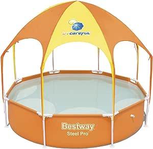 Bestway 56432 - Piscina Desmontable Tubular Infantil Splash-In ...