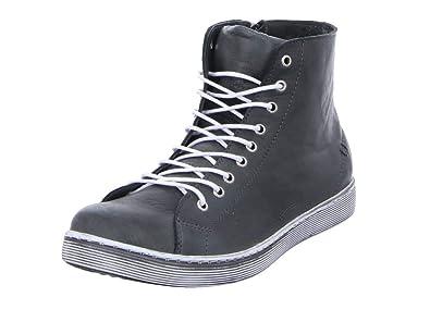 13ad764ab4a5 Andrea Conti 0341500 Schiefer Damen Boots & Stiefeletten in Gr.: 42 ...