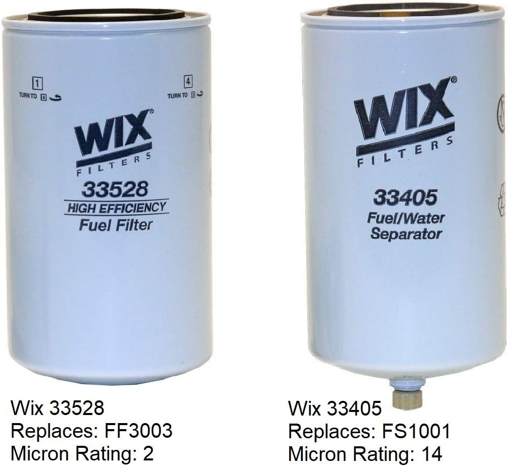 [ZHKZ_3066]  Amazon.com: Wix Replacement Filters for FASS I Replaces FF3003 - FS1001:  Automotive | Fass Fuel Filters |  | Amazon.com