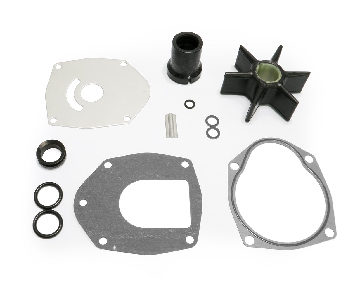Full Power Plus Impeller Rebuild Kit Replacement For Mariner Mercury Mercruiser Alpha One Gen 2 47-43026Q06 40-250 HP Sierra 18-3214