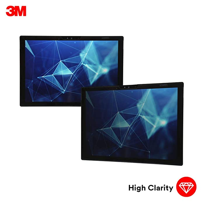 3M HCNMS003 High Clarity Privacy Filter for Microsoft Surface Pro 6