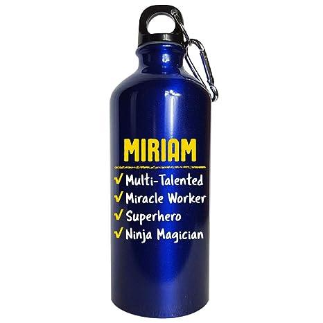 Amazon.com : Miriam Talented Superhero Ninja Name Pride ...