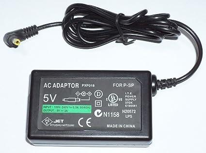 Cargador red corriente para Sony psp slim 2000 2004 3000 3004 e1000 e1004 e1008