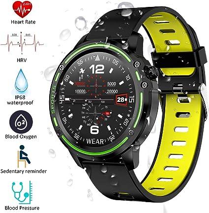 Smartwatch Padgene Reloj Inteligente IP68 Impermeable Bluetooth ...