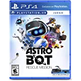 PSVR: Astro Bot: Rescue Mission - PlayStation 4 - Standard Edition