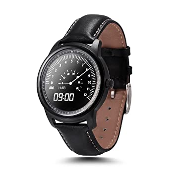 Amazon.com: LEM1 Smart Watch Smartwatch MTK2502 Bluetooth ...