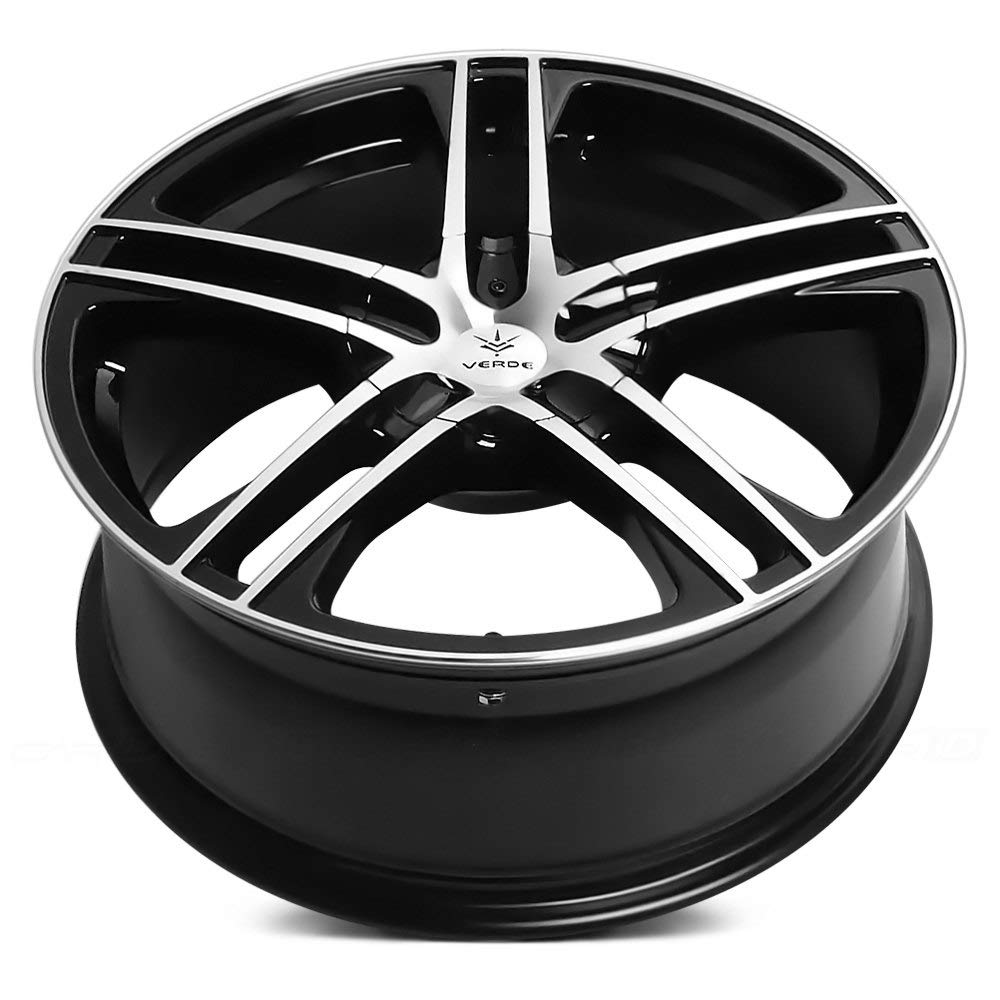 Gear Alloy 728B OVERDRIVE Black Wheel 17x9//6x5.5, +10mm Offset