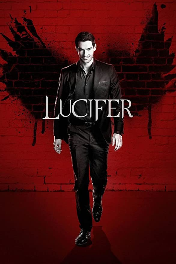 Lucifer Season 1 Customized 24x36 Inch Silk Print Poster Wallpaper Great Gift Amazon Co Uk Kitchen Home