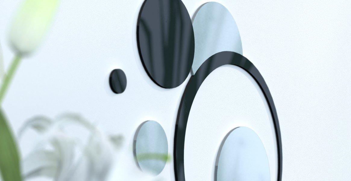 Deko Wand-Wohnzimmer originelle Blaue Ente und grau silber rot   schwarz   grau foncÃeacute; grau Silber   schwarz   grau Silber