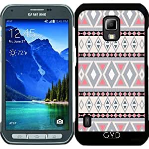 Funda para Samsung Galaxy S5 Active - Patrón Tribal De Lujo Leo Suave by More colors in life