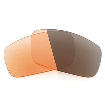 fd1d30a6d1e Revant Replacement Lenses for Spy Optic Logan Elite Adapt Orange  Photochromic  Amazon.ca  Sports   Outdoors