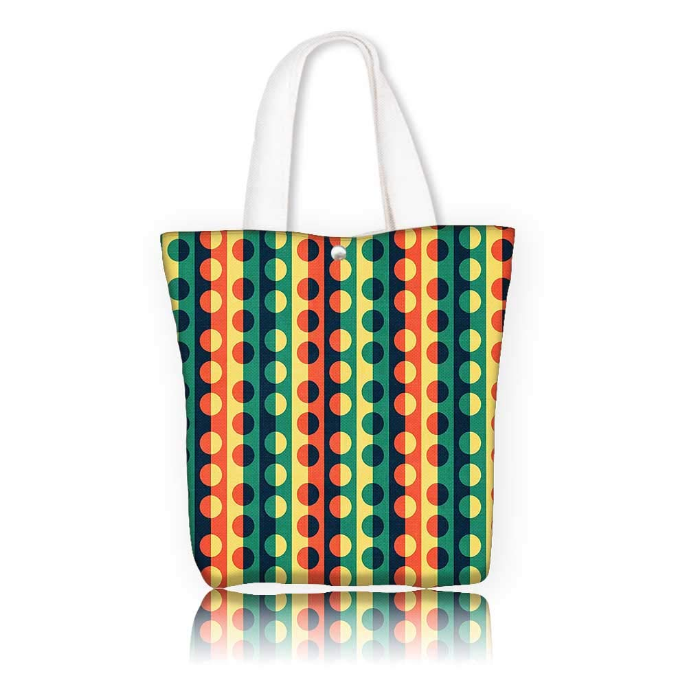 Indica Plateau Two Seater Cotton Canvas Tote Bag